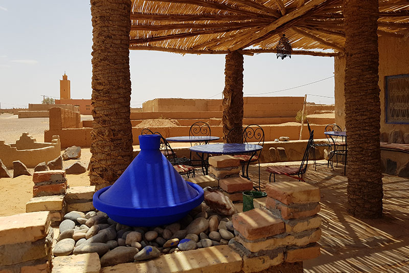 Desierto Merzouga