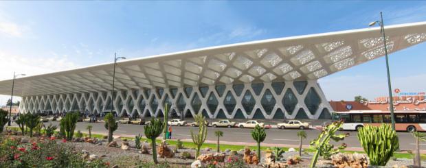 marrakech aeropuerto