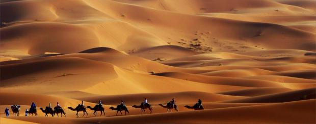 zagora desierto