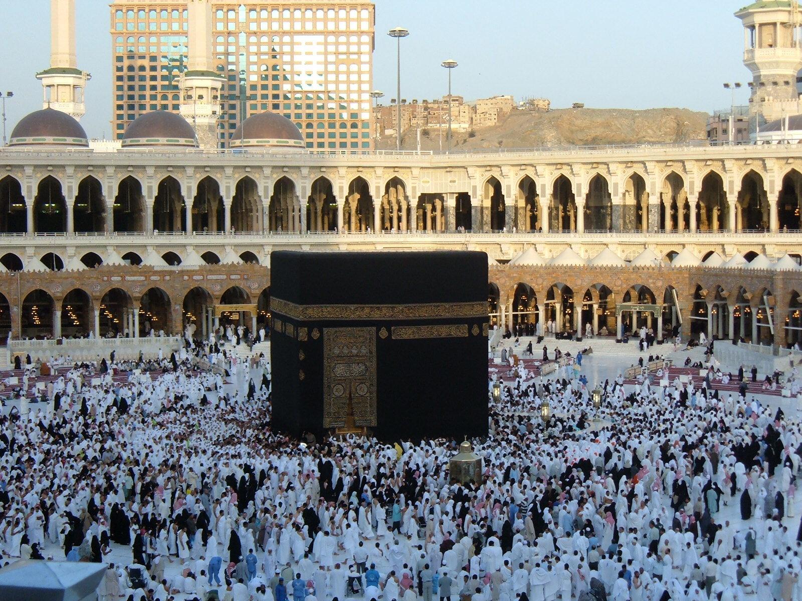 La meca el milagro de la kaaba tuareg travel esp ritu for A l interieur de la kaaba