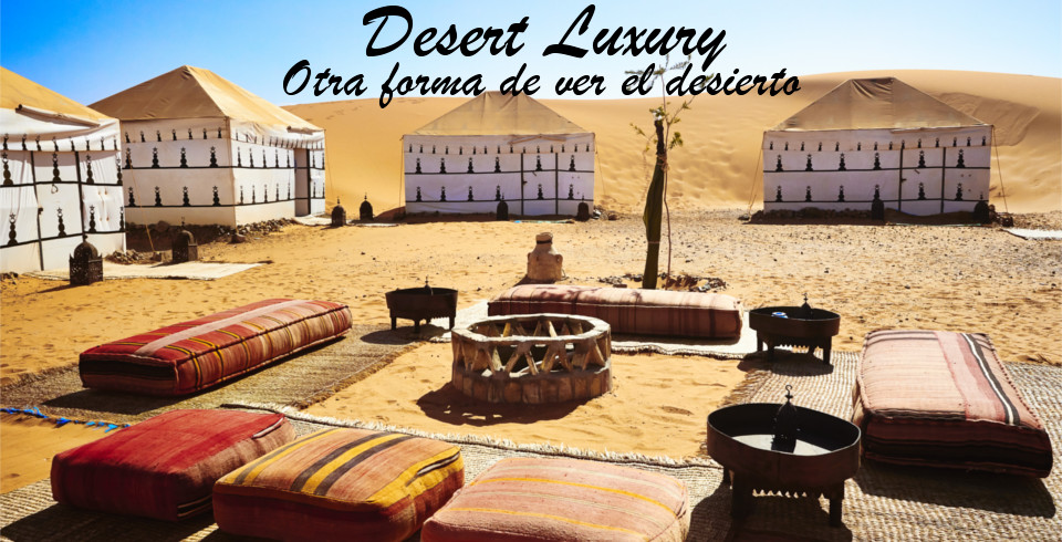 desert luxury