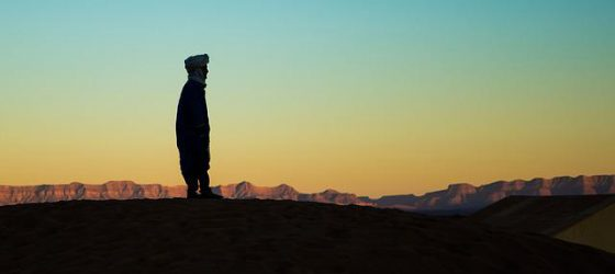 Dormir bajo las estrellas en Marruecos