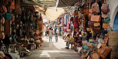 Música y bailes tradicionales de Marruecos