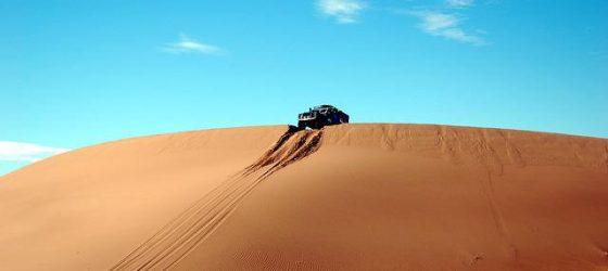 rutas de trekking y senderismo en marruecos