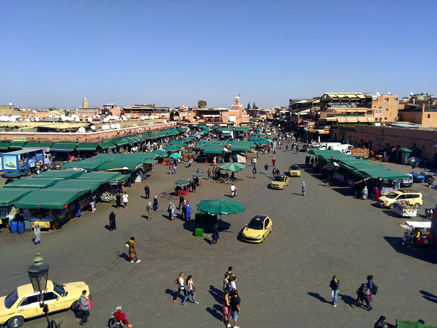Casablanca - Marrakech - Zagora - Marrakech, 5 días