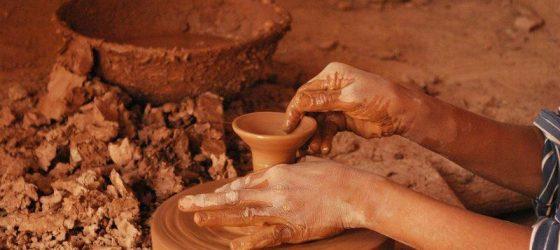 pueblo de la cerámica