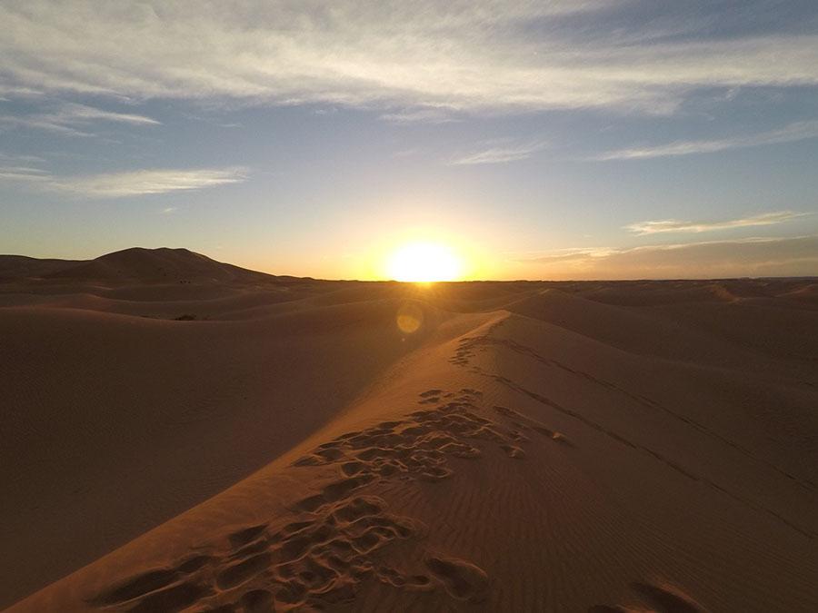 Trekking por el desierto de Erg Chigaga 7 días