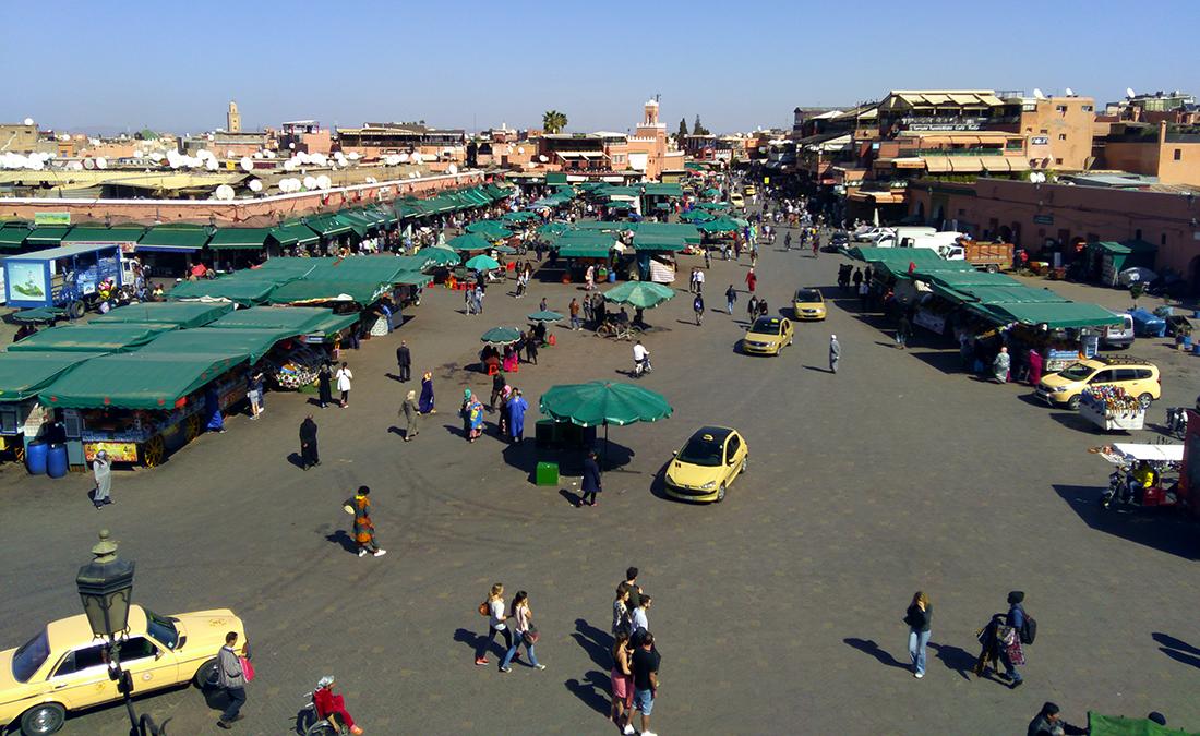 semana santa marrakech